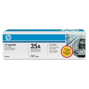 Toner HP black 35A
