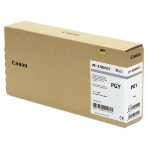 Tinta CANON PFI-1700 Photo Grey