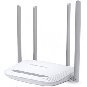 Mercusys 300Mbps Enhanced Wireless N Router 4x10/100Mbps LAN ports