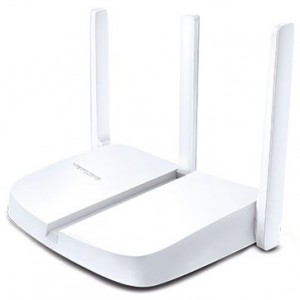 Mercusys 300Mbps Wireless N Router 4x10/100Mbps LAN ports 1x10/100Mbps
