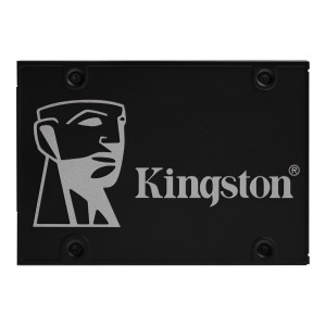"KINGSTON SSD KC600 2TB 2.5"" 7mm SATA 550 / 520 MB/s"