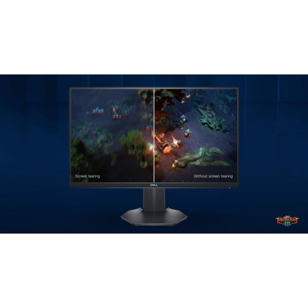 "DELL Monitor Gaming S2421HGF 144Hz  Gsync/Freesync 24"" 1ms G2G"