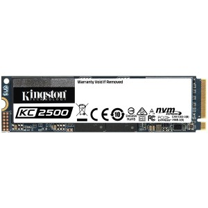 Kingston 2000G KC2500 M.2 2280 NVMe SSD EAN: 740617307207