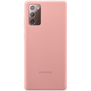 SAMSUNG Silicone Cover do Galaxy Note 20 ACC HHPPROTECTIVE COVERE  ENGUNIT