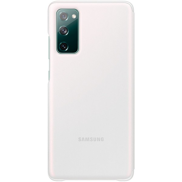 Galaxy S20 FE Smart Clear View Cover WHITE