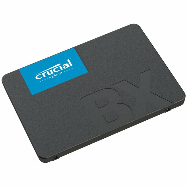 "CRUCIAL BX500 240GB SSD 2.5"" 7mm SATA 6 Gb/s Read/Write: 540 / 500 MB/s"
