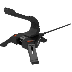 Canyon 2 in 1 Gaming Mouse Bungee stand and USB 2.0 hub 4 USB hub 1.5m